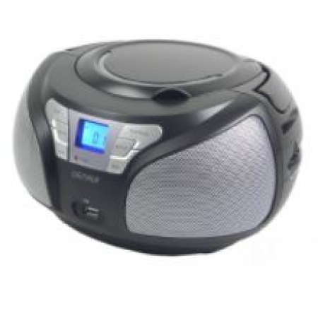 Denver Boombox CD MP3 Radio Player